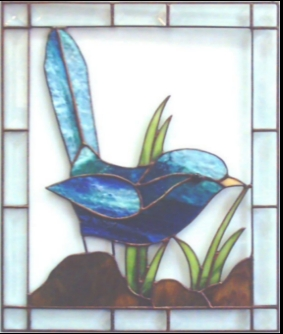 Glaskunst schöne Fensterbilder, günstige Geschenke