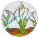 Glaskunst - Tiffanytechnik Schneegl�ckchen